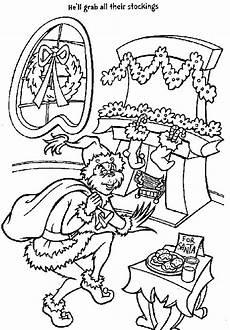 Grinch Malvorlagen Grinch Coloring Pages Weihnachtsmalvorlagen