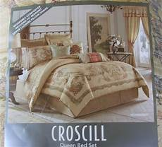 clearance new croscill normandy size comforter 4