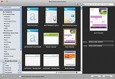 Microsoft Word Layout Templates Using Microsoft Word Templates Technology Help And