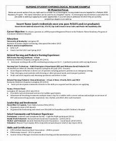 Nursing Objective Resume Free 8 Sample Student Nurse Resume Templates In Ms Word Pdf