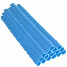 foam sleeve bounce 44 in blue troline pole foam sleeves fits