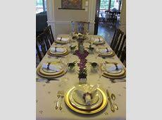 Creative Hospitality: Decorative Dinner Table Setting Ideas