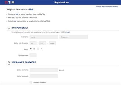 Creare Un Indirizzo Email Con Libero