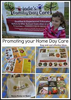 Day Care Ad Ideas For Promoting And Advertising A Home Day Care