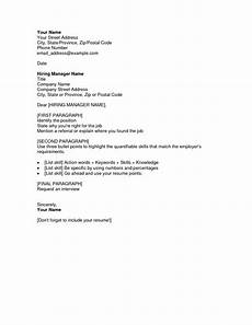 Cover Example Letter For Resumes Resume Cover Letter Fotolip