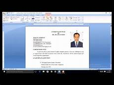 Photo Of A Resume How To Add Picture Resume And Cv Bangle How To Insert