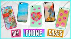 5 diy phone cases inspired easy