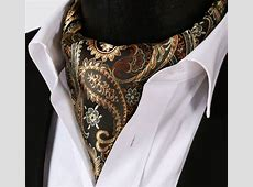 A Gentleman's Guide to Wearing a Cravat or an Ascot