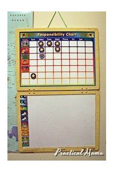 And Doug Chore Chart Product Review Responsibility Chart By Amp Doug