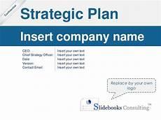 Simple Strategic Plan Template Simple Strategic Plan Template By Ex Mckinsey