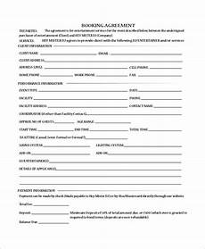 Dj Contracts Free 14 Sample Dj Contracts In Ms Word Pdf Google
