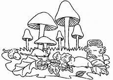 Malvorlagen Herbst Pilze Pilze Malvorlagen Malvorlagen Vorlagen Und Ausmalbilder