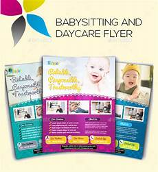 Free Daycare Flyer Templates Free 20 Beautiful Babysitting Flyer Templates In Ms Word
