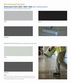 Masterseal Tc 225 Color Chart Masterseal Tc 295 Waterproofing Topcoat Exterior Grade