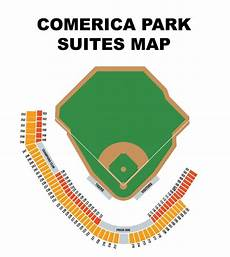 Detroit Tigers Seating Chart Detroit Tigers Soldier Field Seating Seating Charts