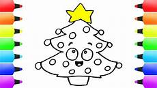 how to draw tree easy coloring pages for