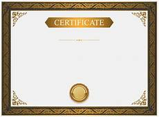 Background Certificate Of Appreciation Certificate Background Design Certificate Background