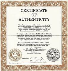 Make A Certificate Of Authenticity 12 Certificate Of Authenticity Templates Word Excel Samples