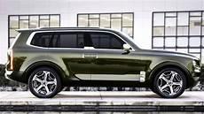 kia new suv 2020 2020 kia telluride suv interior exterior drive