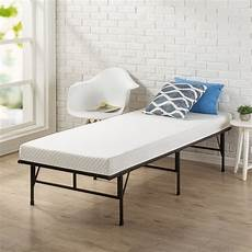 zinus memory foam 4 inch mattress narrow cot size