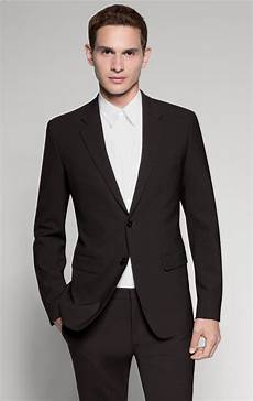 Tie Black Sharp Suit I D Like It With A Skinny Black Tie Or A White