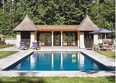 pool houses custom home magazine