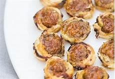 italian sausage puff pastry bites with sonoma