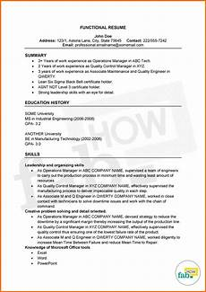 Sample Resume For How To Make An Outstanding Resume Get Free Samples