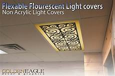 Replacement Cover For Fluorescent Light Fixture Fluorescent Light Fixture Covers Replacement Amazon Com