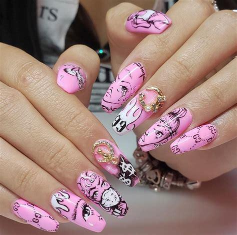 Ballerina Nails Tumblr
