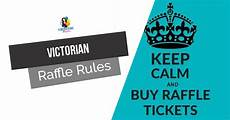Raffle Types Raffle Rules And Regulations For Victoria Fundraising