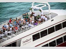 Destin Wedding Venues & Packages   SOLARIS Yacht Venue