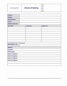 Meeting Minutes Templates Word 20 Handy Meeting Minutes Amp Meeting Notes Templates