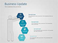 Powerpoint Update Template Business Update Powerpoint Template Slideuplift