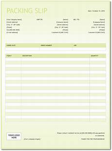 Packing Slip Number 8 Free Packing Slip Templates Download Free Examples
