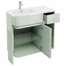 aqua cabinets w900 x d450 arc cabinet unit with