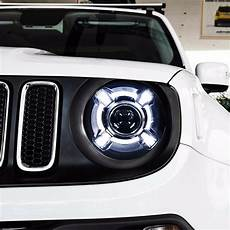 Jeep Renegade Hid Lights Led Projector Xenon Hid Headlights Assembly For Jeep