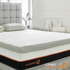 dormeo octaspring zone mattress topper king size bed