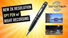 Hd Low Light Spy Camera New 2k Resolution Mini Spy Pen Camera W Low Light