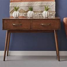 george oliver ripton mid century modern console table