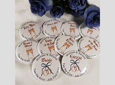 Bridal Party Pin Buttons  Personalized Pins customized for