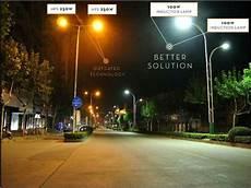 Sodium Lights Vs Led Advantages Of Led Vs High Pressure Sodium Area Lights