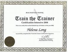 Training Certificate Of Completion Credentials And Qualifications Helena Long Copywriter