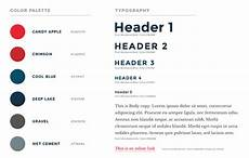 Style Guide Examples Style Guide For Stephen Fry Branding Charlottemartindesigns