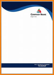 Word Stationery Templates Letterhead Design Free Download Free Printable Letterhead