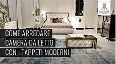 tappeti da letto moderni come arredare da letto con i tappeti moderni