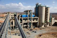 Cement Factory The Cement Industry One Of The World S Largest Co2