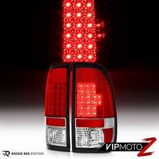 2006 F250 Led Lights 1999 2006 Ford F250 F350 F450 Superduty Red Led Rear