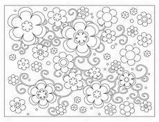 Indianische Muster Malvorlagen Auf Malvorlagen Blumen Muster Stockfoto Smk Malvorlagen F 252 R