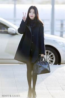 iu s airport fashion 141202 newest photos of iu http